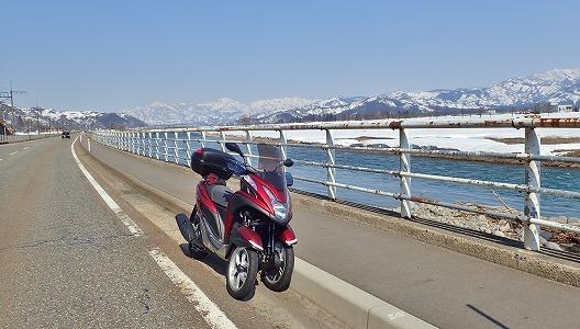 シーズン初めてのバイク通勤してみました_c0336902_17535623.jpg