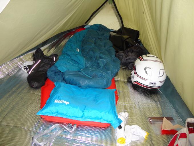 寒さも緩んだバイクでキャンプ_f0061705_14393319.jpg