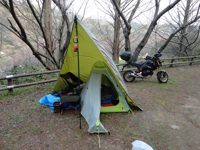 寒さも緩んだバイクでキャンプ_f0061705_14434347.jpg