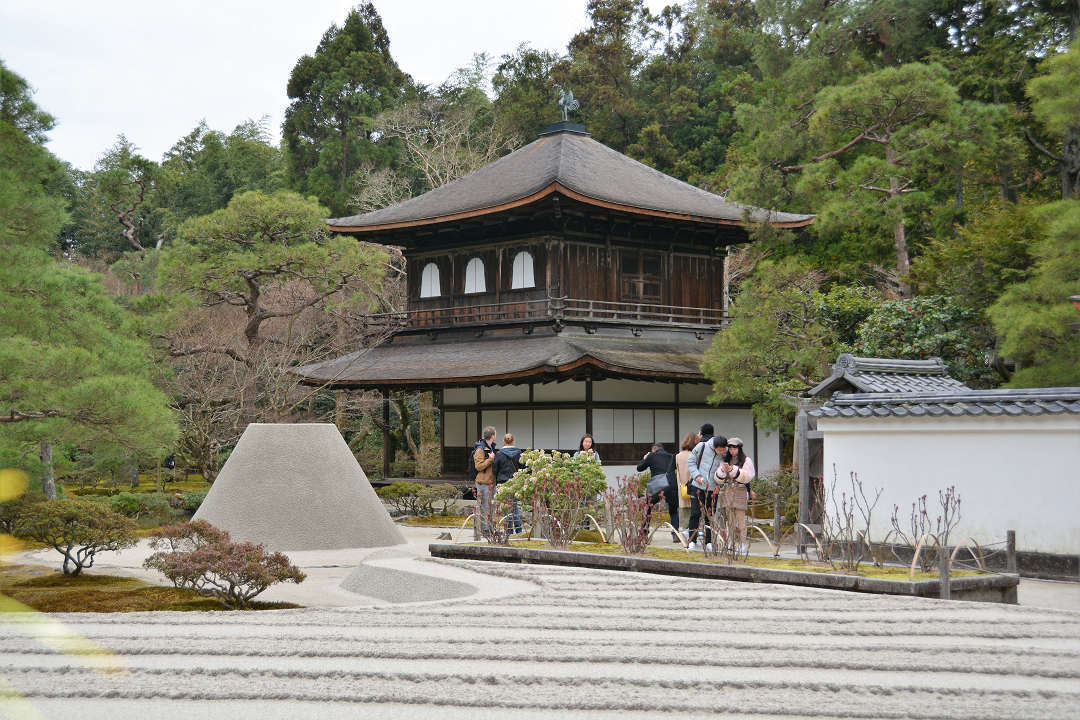 京都を歩く(6)銀閣寺から哲学の道を歩く_a0148206_09203412.jpg