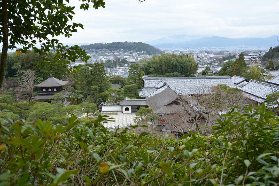 京都を歩く(6)銀閣寺から哲学の道を歩く_a0148206_09271308.jpg