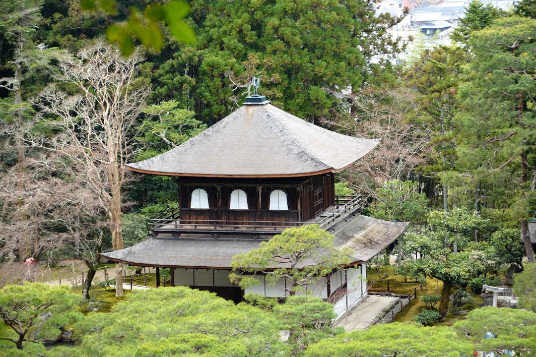 京都を歩く(6)銀閣寺から哲学の道を歩く_a0148206_09404037.jpg