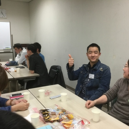 日曜朝教室の期末茶話会_e0175020_20121227.jpg