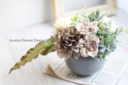 モデルルームの装花いろいろ_f0215262_00040246.jpg