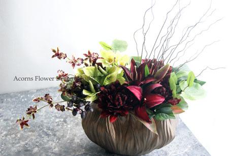 モデルルームの装花いろいろ_f0215262_00054308.jpg