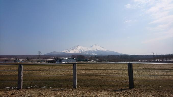 雪化粧した駒ヶ岳_b0106766_15142445.jpg