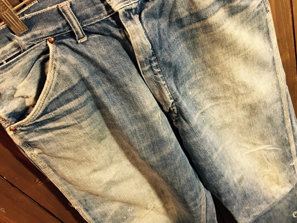 神戸店3/28(水)春Vintage入荷! #3 Vintage Painter Pants!!!_c0078587_18404035.jpg
