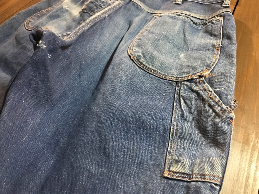 神戸店3/28(水)春Vintage入荷! #3 Vintage Painter Pants!!!_c0078587_18435532.jpg