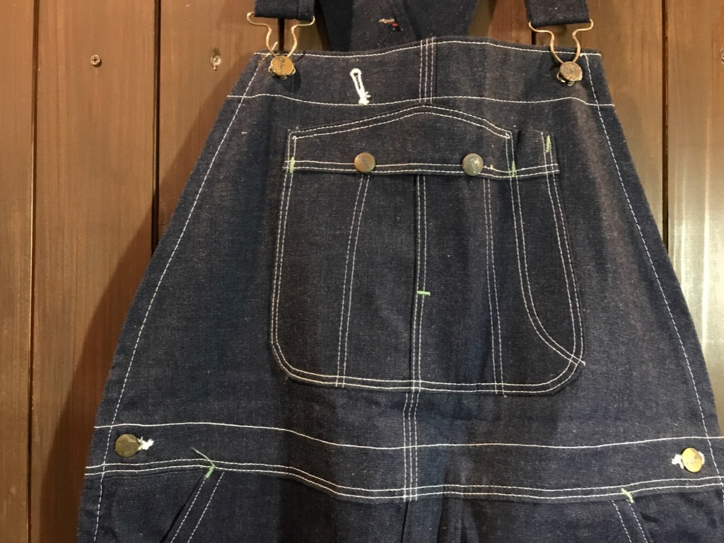 神戸店3/28(水)春Vintage入荷! #4 Vintage Over All !!!_c0078587_20453564.jpg