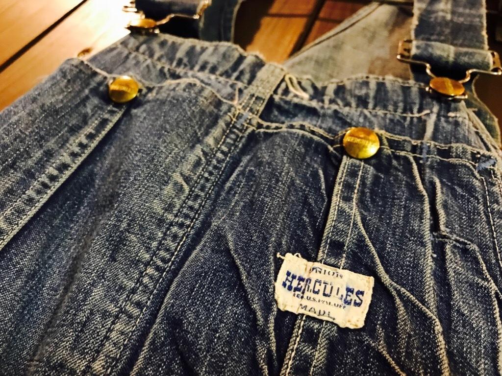 神戸店3/28(水)春Vintage入荷! #4 Vintage Over All !!!_c0078587_22001152.jpg