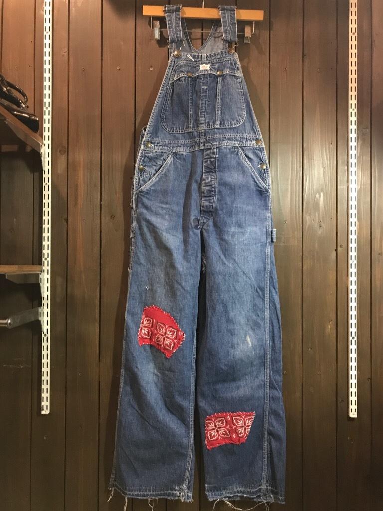 神戸店3/28(水)春Vintage入荷! #4 Vintage Over All !!!_c0078587_22083519.jpg