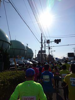 練馬こぶしハーフマラソン2018に参加してきました(^^)/_c0223192_21415558.jpg