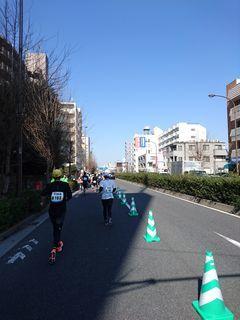 練馬こぶしハーフマラソン2018に参加してきました(^^)/_c0223192_21421921.jpg