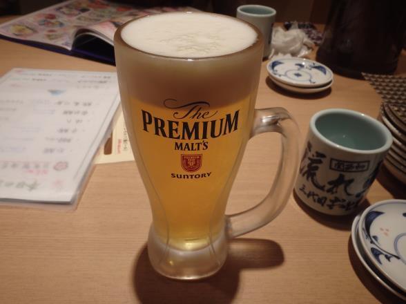 流れ鮨三代目おとわ       池田総本店_c0118393_17150137.jpg