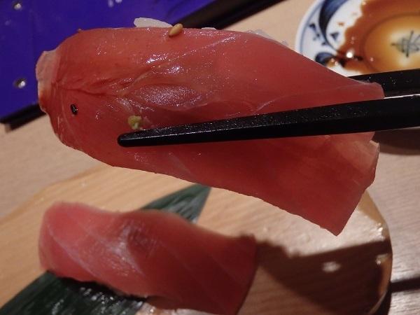 流れ鮨三代目おとわ       池田総本店_c0118393_17553500.jpg