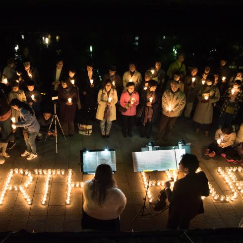 EARTH HOUR 2018 HIROSHIMA 「灯りを消してこの星の未来を思う60分」_f0099102_15341546.jpg