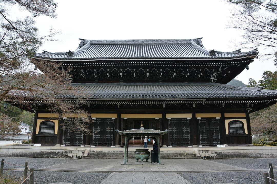 京都を歩く(7)南禅寺、近くでランチに湯豆腐_a0148206_05330043.jpg