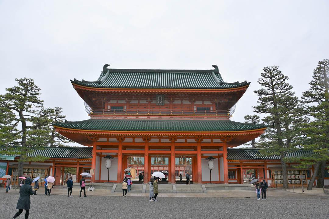 京都を歩く(8)平安神宮_a0148206_09132196.jpg