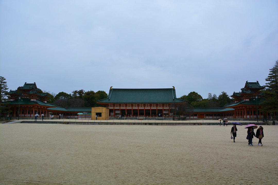 京都を歩く(8)平安神宮_a0148206_09132442.jpg