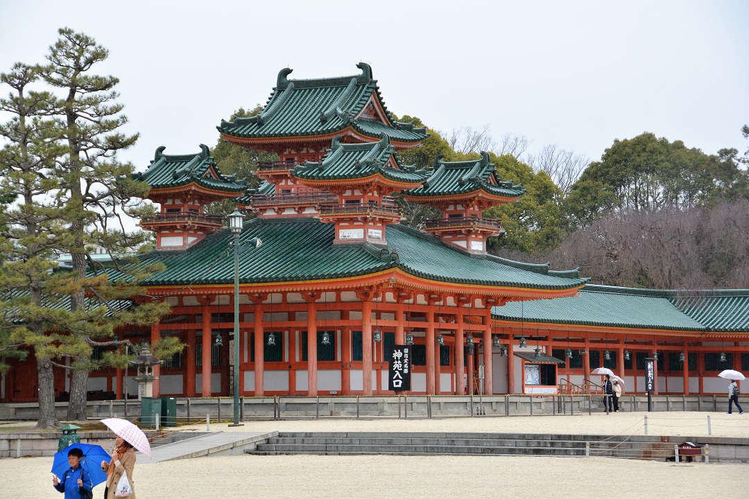 京都を歩く(8)平安神宮_a0148206_09132849.jpg