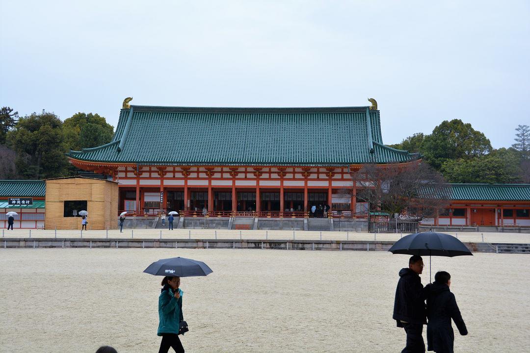 京都を歩く(8)平安神宮_a0148206_09133711.jpg