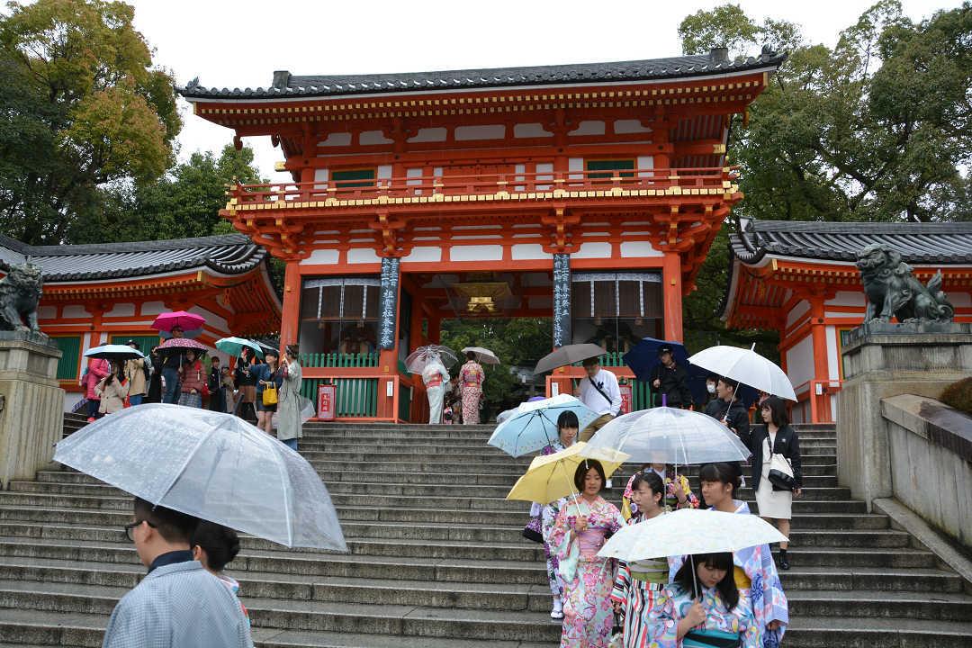 京都を歩く(9)八坂神社から清水寺へ_a0148206_09363537.jpg