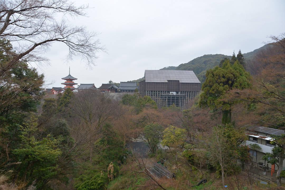 京都を歩く(9)八坂神社から清水寺へ_a0148206_09574081.jpg