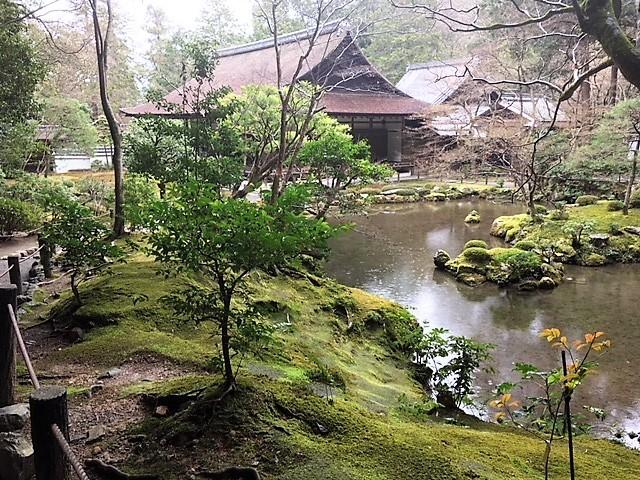 京都を歩く(7)南禅寺、近くでランチに湯豆腐_a0148206_21180550.jpg