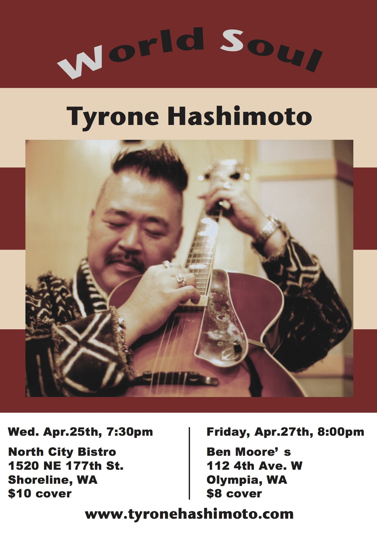 Tyrone Hashimoto 4月 ライブ情報_c0368808_15383324.jpg