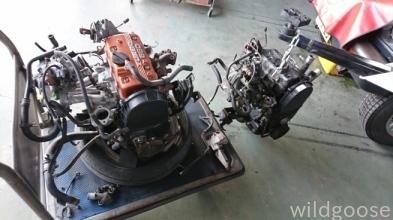 JA11 ジムニー  エンジン交換(ノ´▽`)ノ_c0213517_14525729.jpg