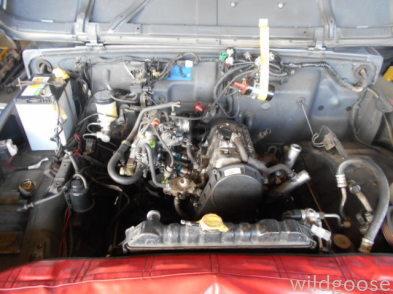 JA11 ジムニー  エンジン交換(ノ´▽`)ノ_c0213517_14542180.jpg