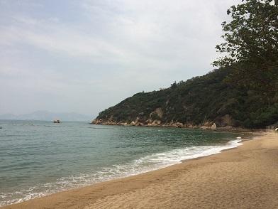 香港のリトル万里の長城☆Cheung Chau Mini Great Wall Trail in Hong Kong_f0371533_11215292.jpg