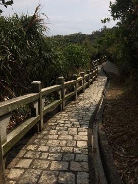 香港のリトル万里の長城☆Cheung Chau Mini Great Wall Trail in Hong Kong_f0371533_11220952.jpg