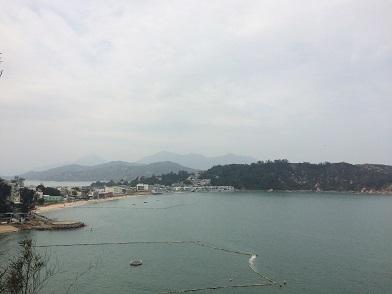 香港のリトル万里の長城☆Cheung Chau Mini Great Wall Trail in Hong Kong_f0371533_11221646.jpg