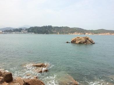 香港のリトル万里の長城☆Cheung Chau Mini Great Wall Trail in Hong Kong_f0371533_11222410.jpg