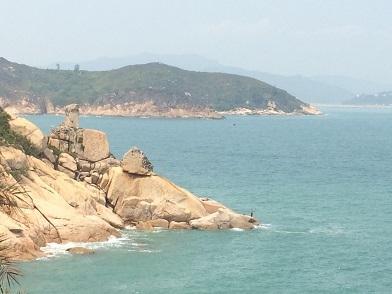 香港のリトル万里の長城☆Cheung Chau Mini Great Wall Trail in Hong Kong_f0371533_11224413.jpg