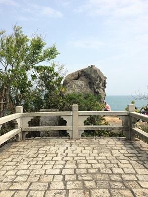 香港のリトル万里の長城☆Cheung Chau Mini Great Wall Trail in Hong Kong_f0371533_11225669.jpg