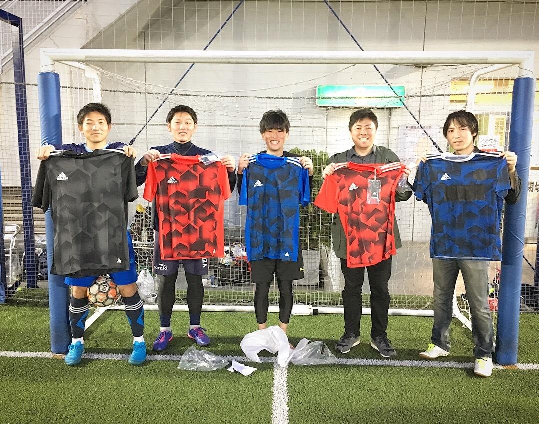 souichi presents LOVE LIKE FOOTBALLvol.2_c0063445_17135788.jpg