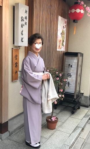 北野をどり・春色の羽織のキティさん・桜尽くしのお客様_f0181251_16391986.jpg