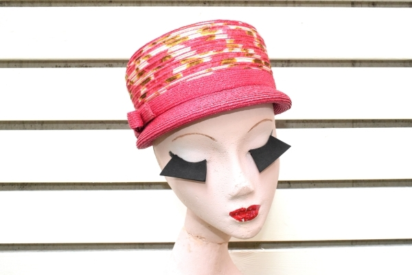 2018 S/S VINTAGE HAT COLLECTION by NUTTY_e0148852_17432538.jpg