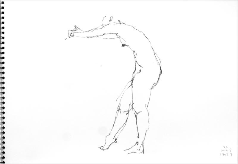 《 「三月弥生裸婦素描」6  》_f0159856_08175872.jpg