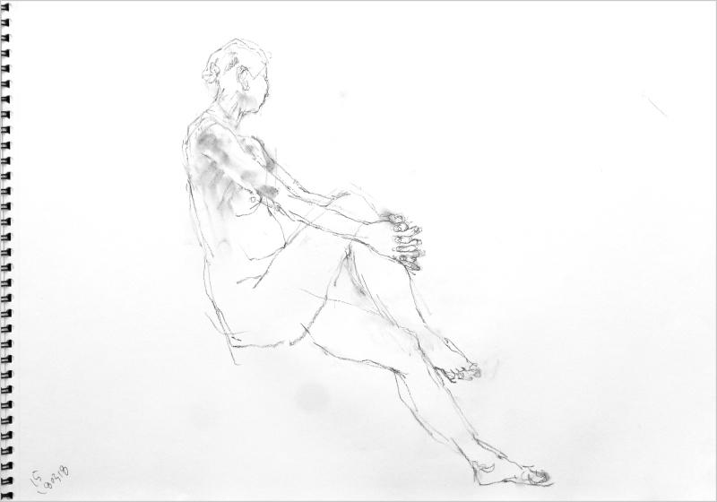 《 「三月弥生裸婦素描」11  》_f0159856_08410460.jpg