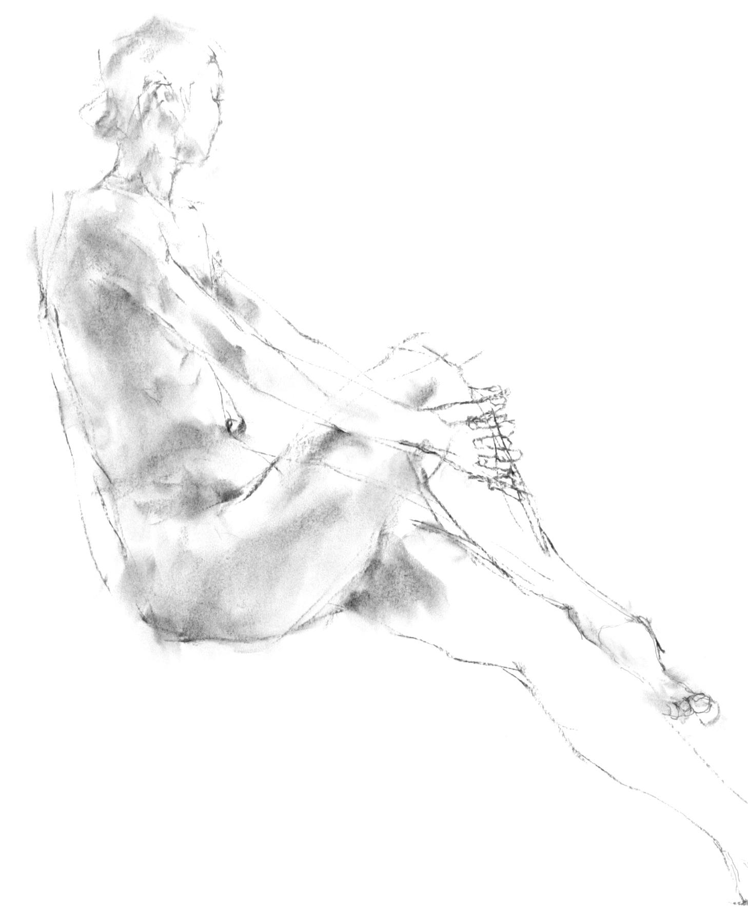 《 「三月弥生裸婦素描」11  》_f0159856_08435671.jpg
