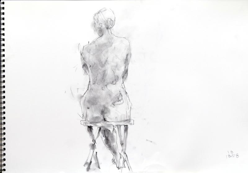 《 「三月弥生裸婦素描」11  》_f0159856_08591390.jpg