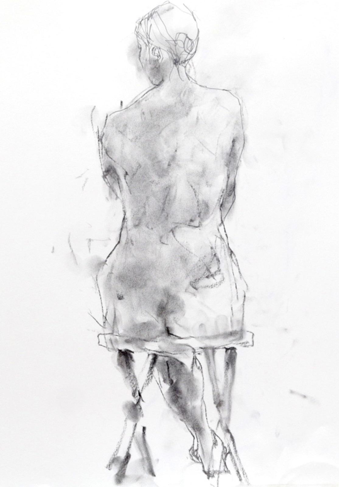 《 「三月弥生裸婦素描」11  》_f0159856_17341397.jpg