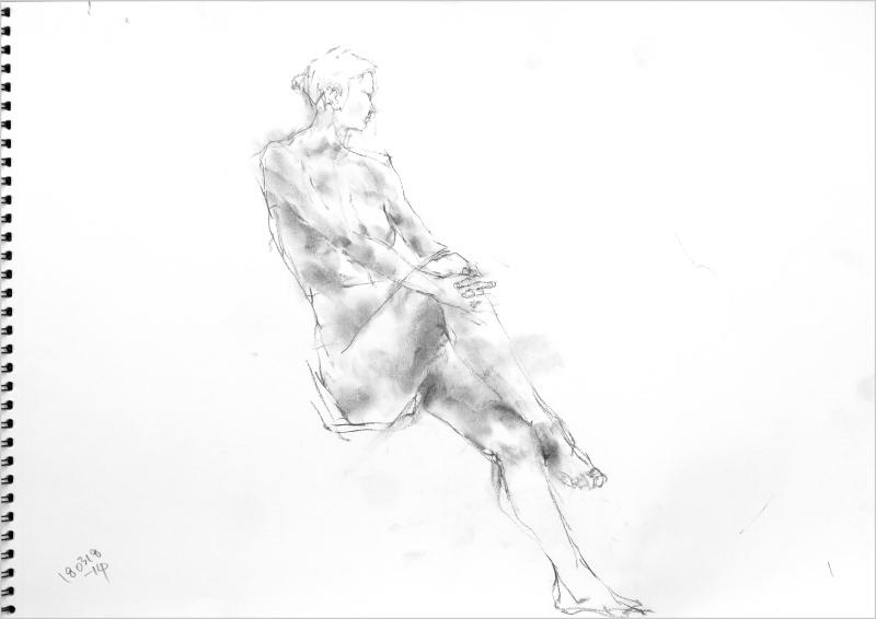 《 「三月弥生裸婦素描」8  》_f0159856_18103132.jpg