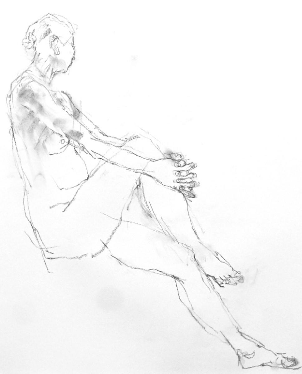《 「三月弥生裸婦素描」8  》_f0159856_18151868.jpg