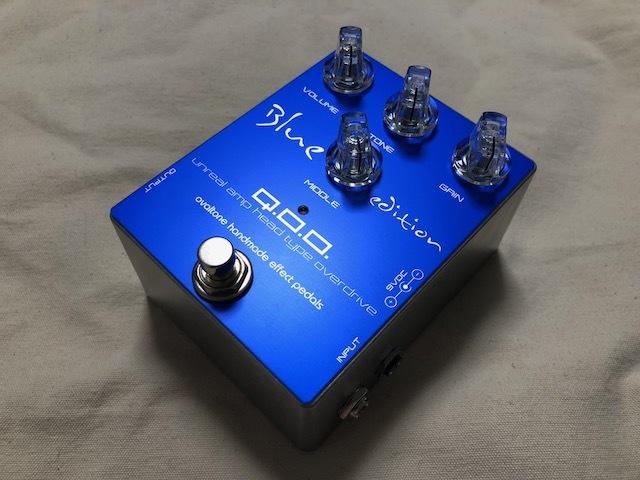 """Ovaltone""""Q.O.O Blue edition"""" _e0052576_01122167.jpg"""