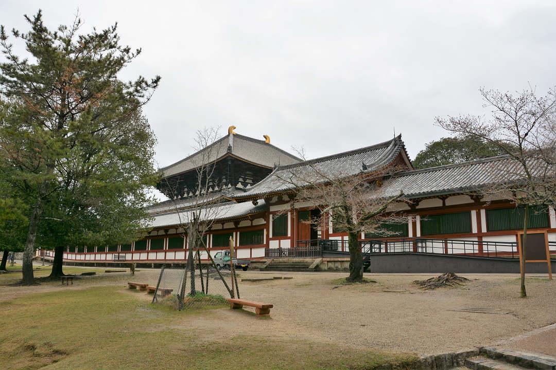 京都を歩く(11)奈良公園と東大寺_a0148206_06335772.jpg