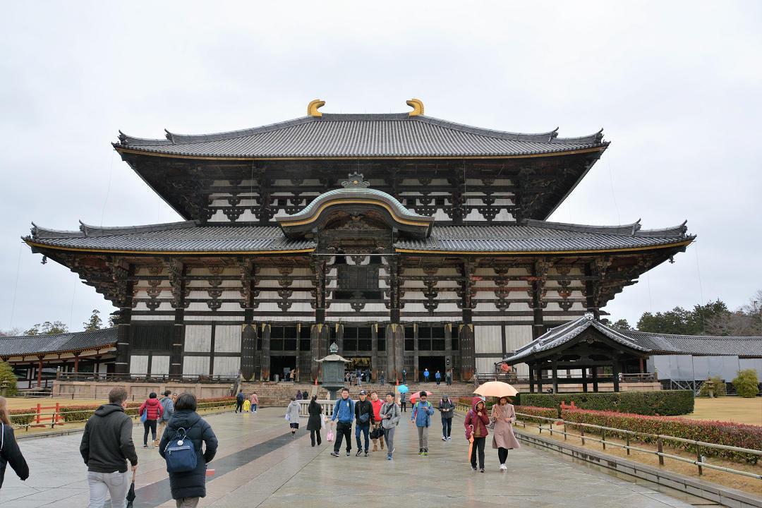 京都を歩く(11)奈良公園と東大寺_a0148206_06492867.jpg